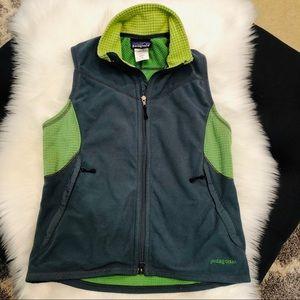 Patagonia Women's Polartec Fleece Vest Size M GUC